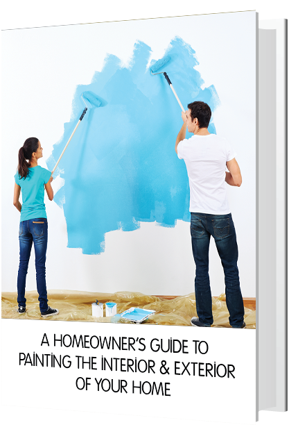 A homeowners guide to painting the interior & exterior of your home
