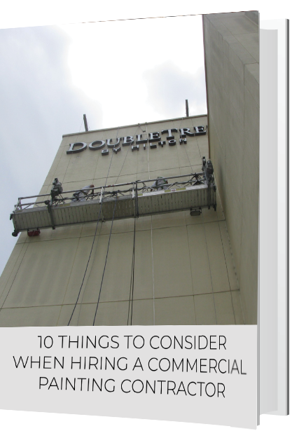 10 things to consider when hiring a commercial painting contractor
