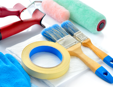 Tools that are Important for a DIY Paint Project | D&D Painting