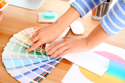 Help! I Cannot Make a Paint Color Decision for My House | D&