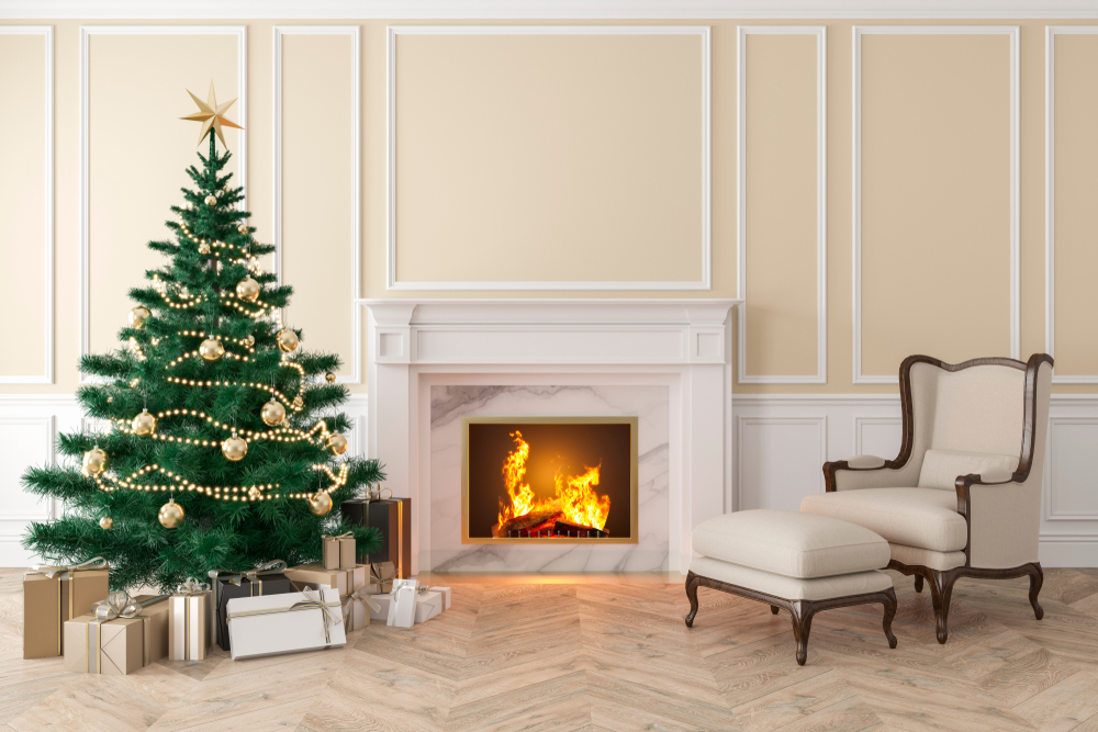 Freshen Up Your Interior Paint for the Holidays | D and D Painting