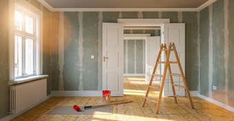Get Help Fixing the Drywall and Texture on Damaged Areas Inside Your House | D & D Painting