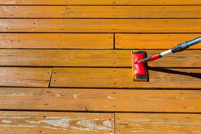 Get Help Restoring Your Deck to Its Former Glory | D&D Painting