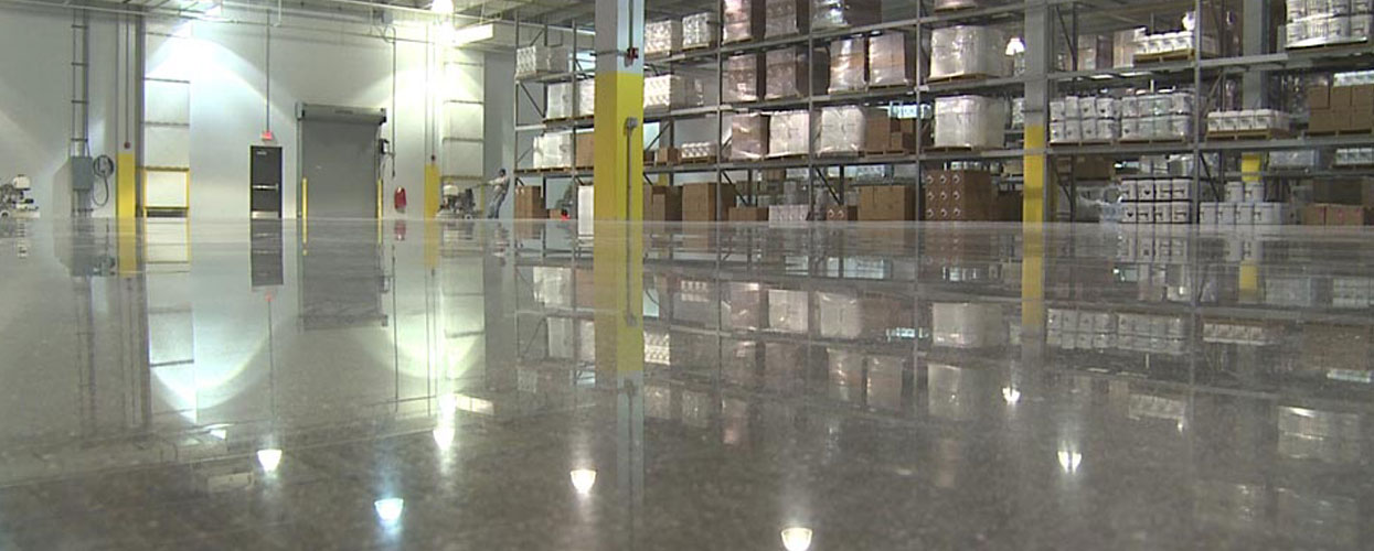 Industrial Floor Coatings | SF Bay Area