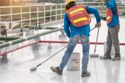 Industrial Painting Services - Fremont CA | D&D Painting