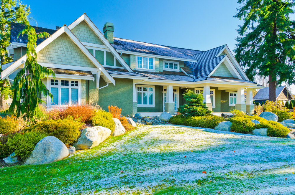 Is It Possible to Paint the Exterior of My House in the Winter | D and D Painting