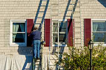 Reasons Fall is a Good Time for Exterior Paint Projects | D&D Painting