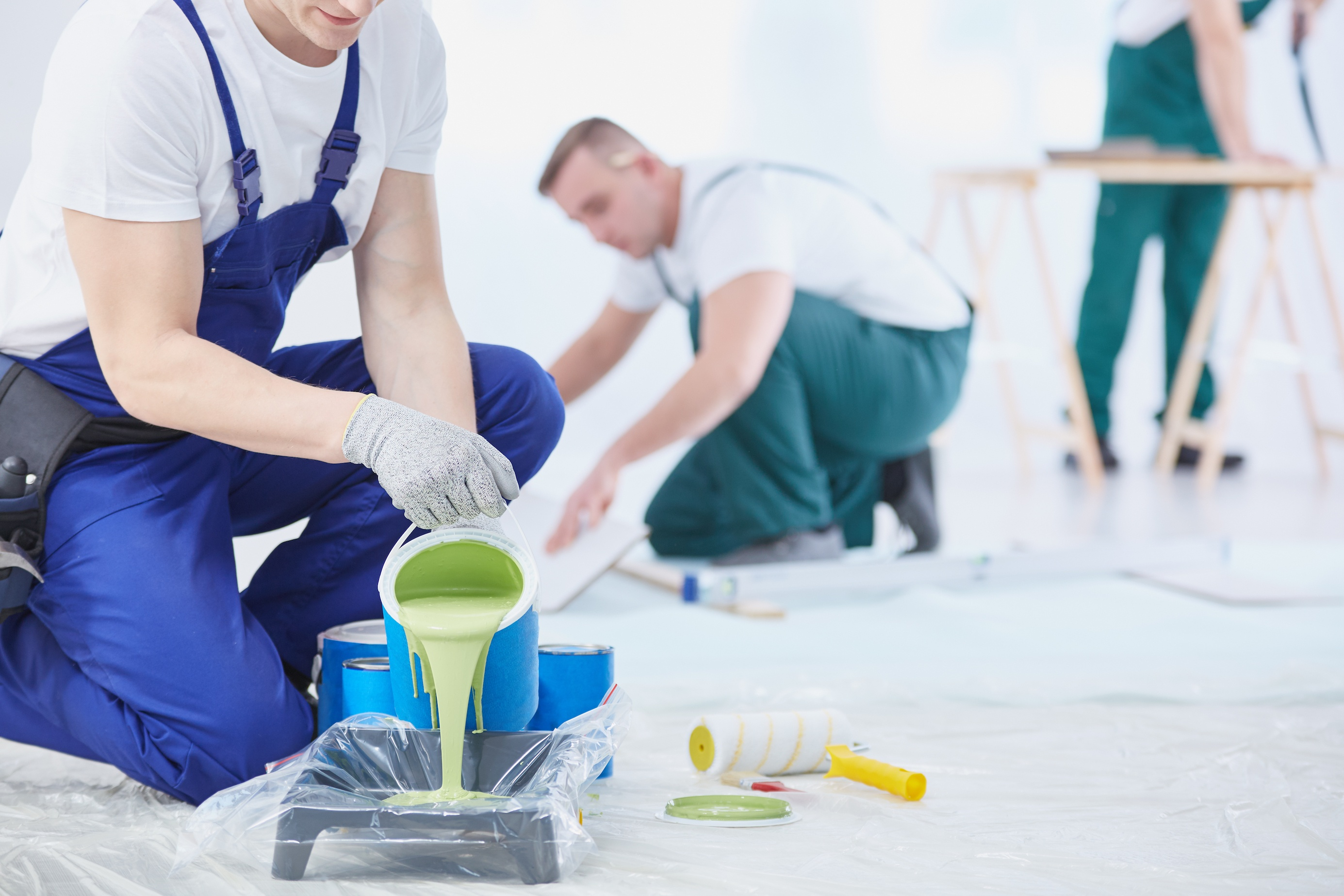 Reasons to Hire a Professional for Your Paint Project | D and D Painting