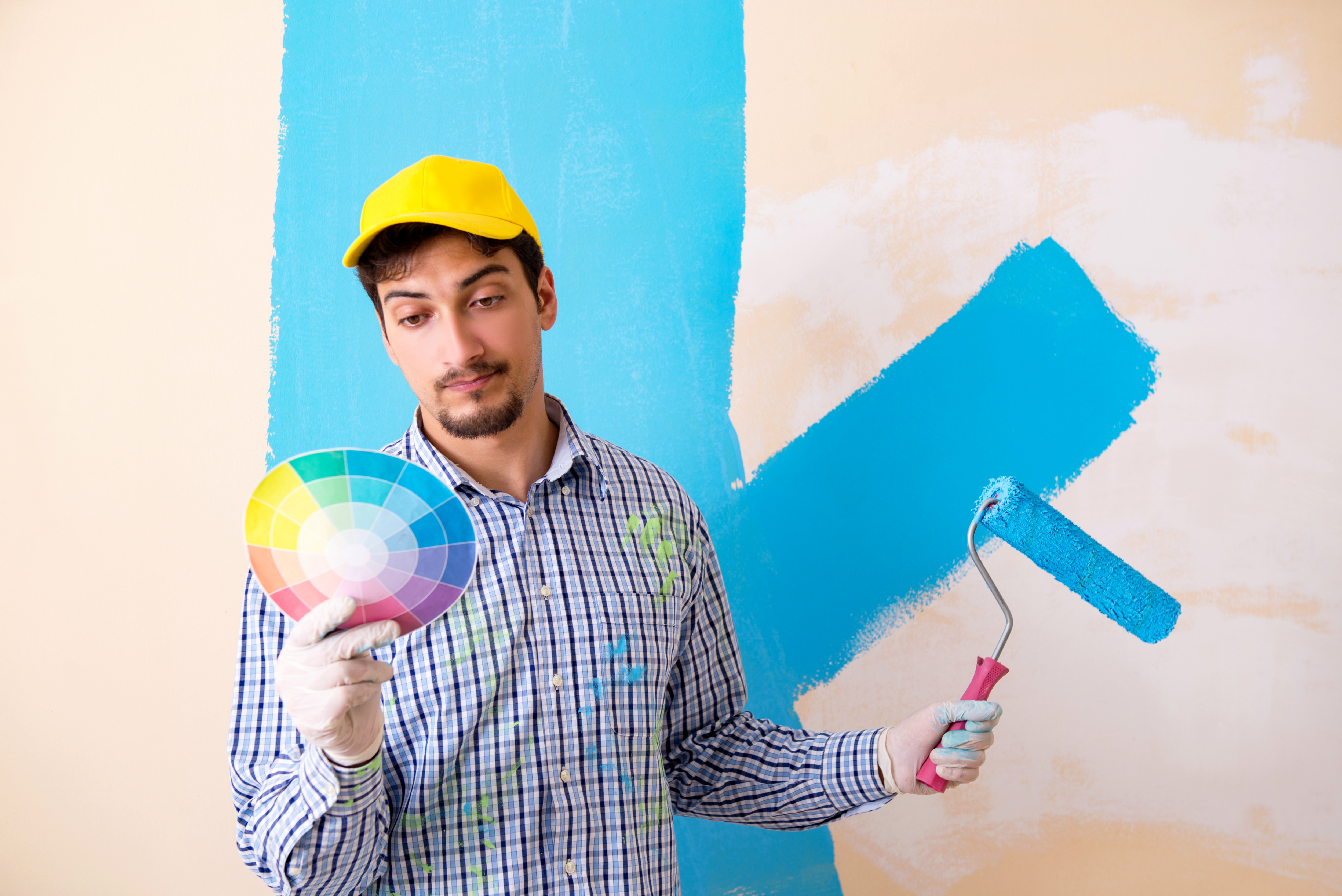 Save Yourself Time and Frustration by Hiring A Pro for Your Paint Project | D&D Painting