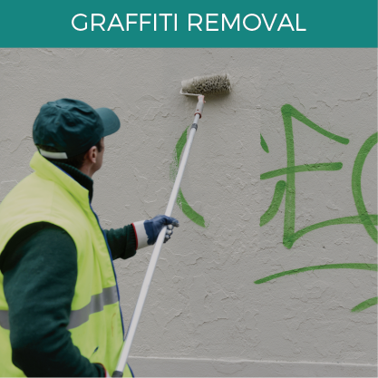 Graffiti Removal Service | D & D Painting - Northern California