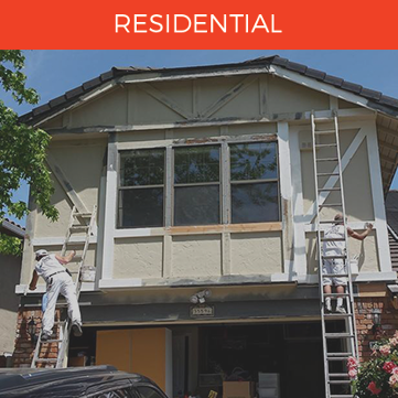 Residential Painting Contractor   D & D Painting - Northern California