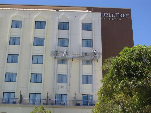 Hotel Commercial Painting Service   D & D Painting