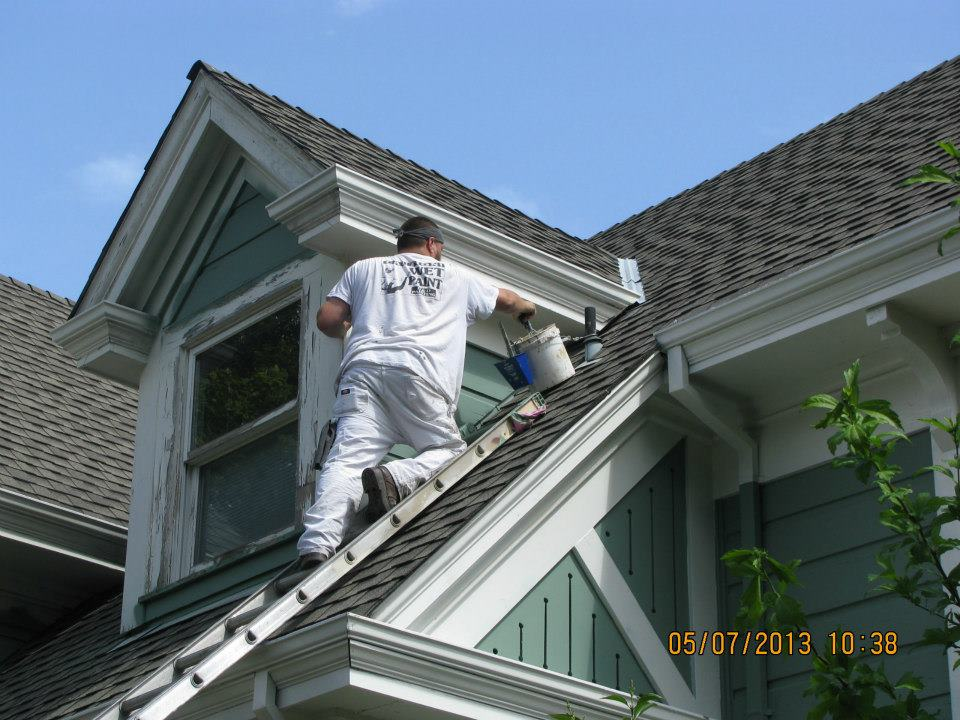 Exterior Painting Services - Exterior painting contractor