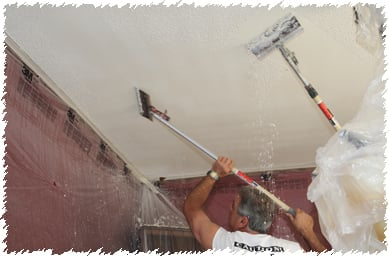 Acoustic Ceiling Removal - Northern California