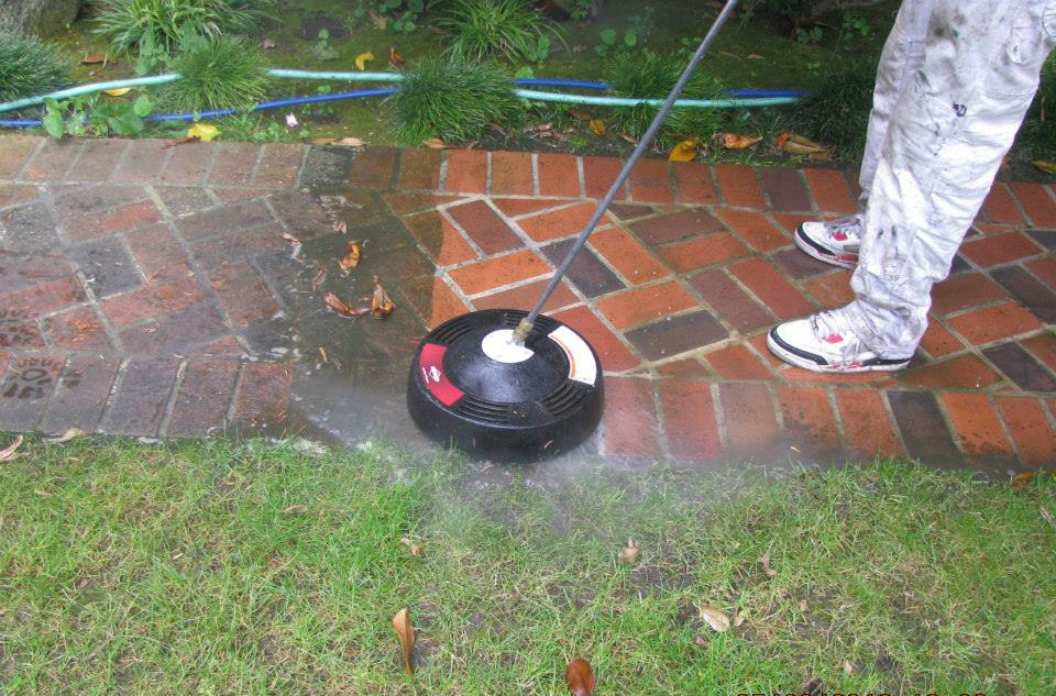 Power Washing Service - Northern California