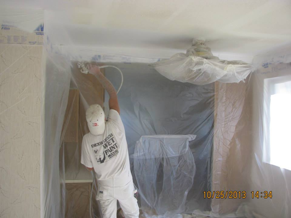 Textured Walls | D & D Painting - Fremont CA