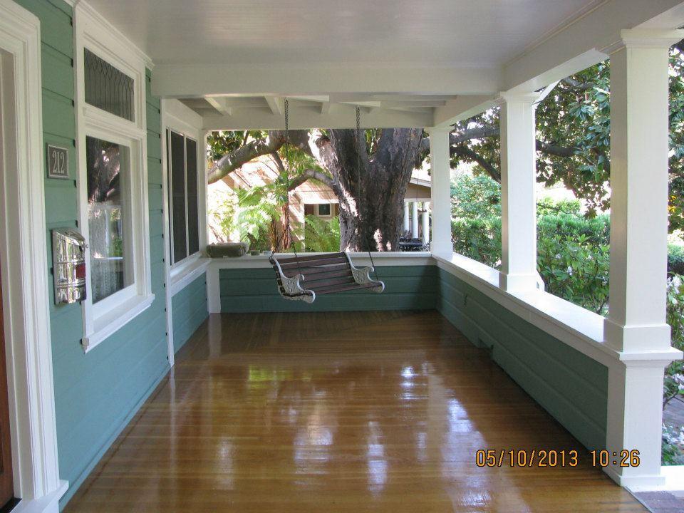 Redwood Deck Restoration Service | D & D Painting