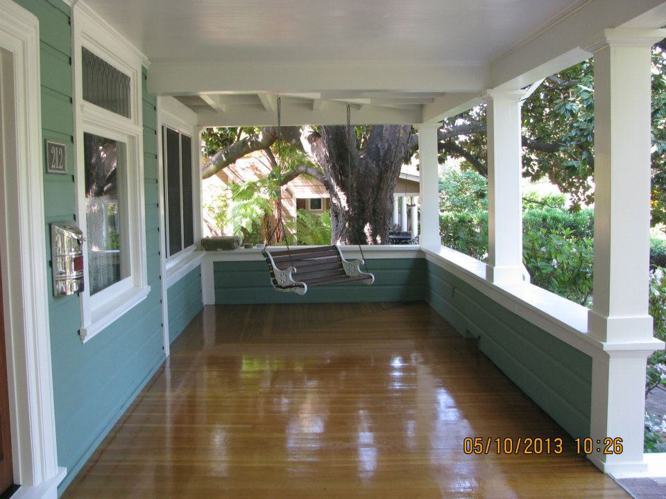 Redwood Deck Restoration Service | D & D Painting