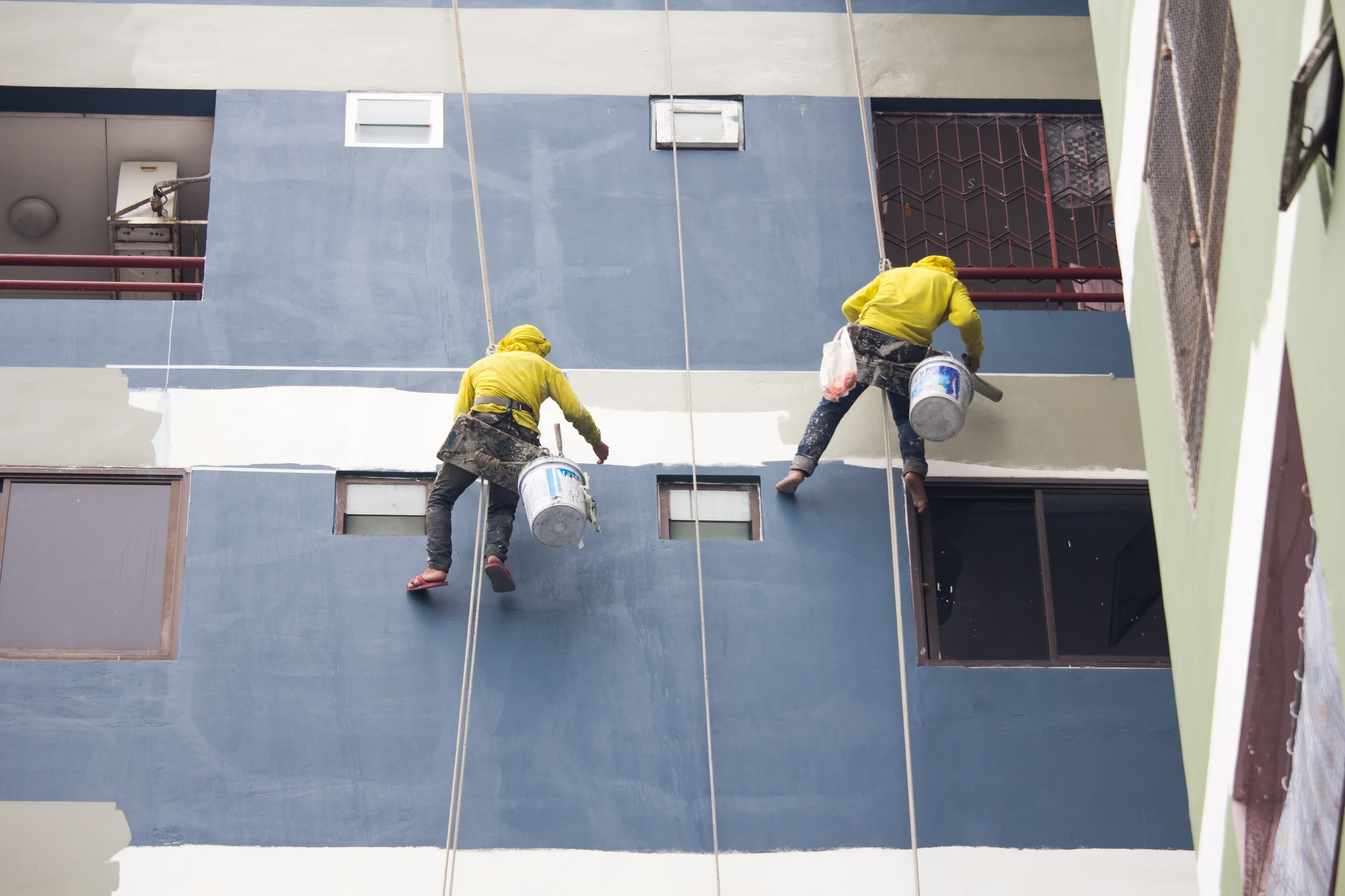 The Four Most Important Questions To Ask A Commercial Painter Before Hiring Them   D and D Painting