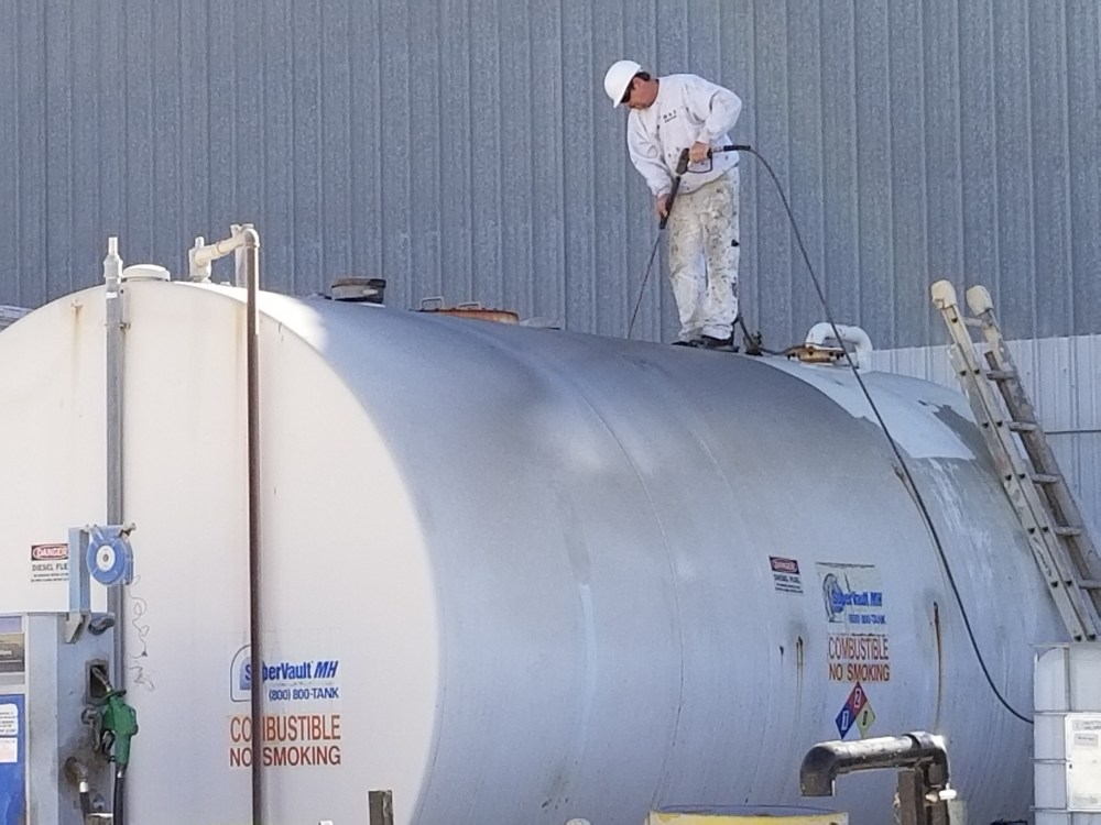 D & D Painting Industrial Coatings | Northern CA