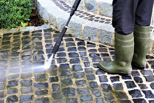 What Areas of My Home Can Be Cleaned With Pressure Washing? | D and D Painting-1