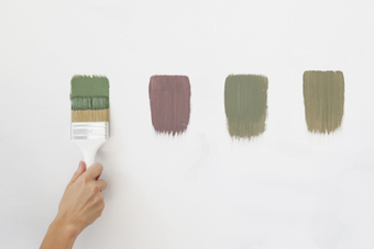 Why Do Paint Colors Look Different When You Get Them on the Wall? | D&D Painting
